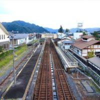 映画 君の名は。の舞台背景モデル、飛騨古川駅に行ってみた!