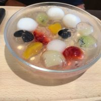 敷島珈琲店本店のフルーツポンチが見た目もカワイイ!って気になるので食べてみた!