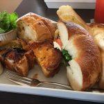 rusticoモーニング 相変わらずのパン祭りと待ち時間注意!時間内でも遅く行くと間に合わない可能性