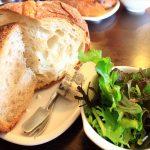 パン祭りモーニングのラスティコ、ランチでもパン祭り!キッシュ超絶おススメ!