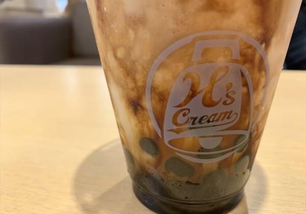 H's CREAM 沖縄黒糖タイガーミルクティースムージー