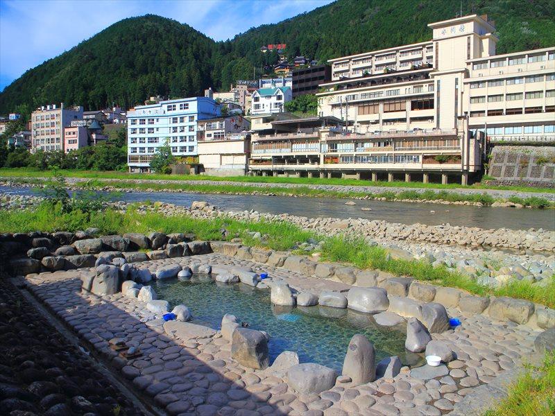 岐阜 下呂温泉 ドラゴンクエストウォークのご当地クエスト