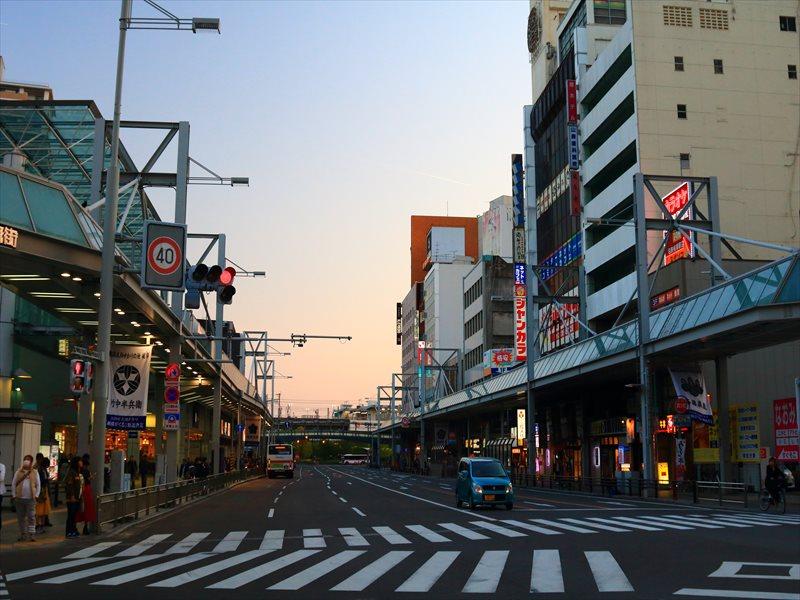 名鉄岐阜駅 エヴァンゲリオン仕様ミュースカイ