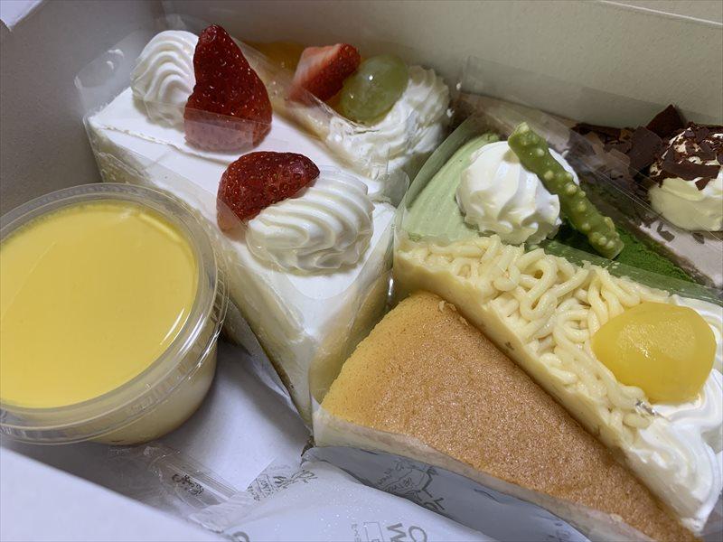 各務原市 たまご屋さんのケーキ