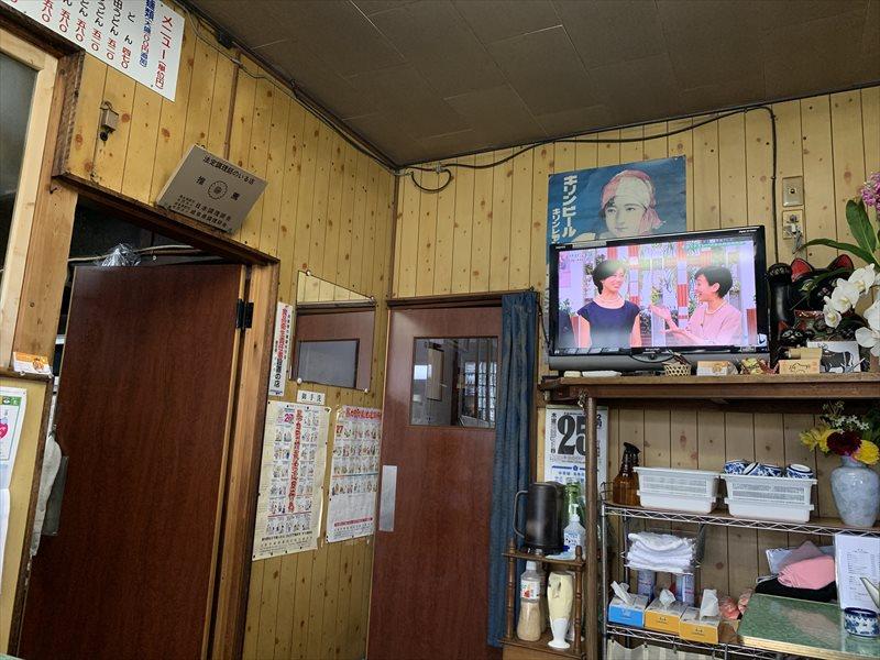 山県市 みのや食堂